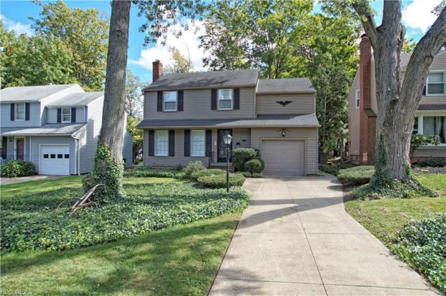 1115 Ford Rd, Lyndhurst, OH 44124 (MLS #4040594) :: RE/MAX Trends Realty