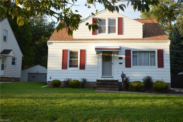 362 Turney Rd, Bedford, OH 44146 (MLS #4040837) :: RE/MAX Edge Realty