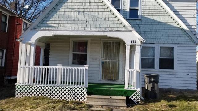 174 E Judson Ave, Youngstown, OH 44507 (MLS #4041240) :: PERNUS & DRENIK Team