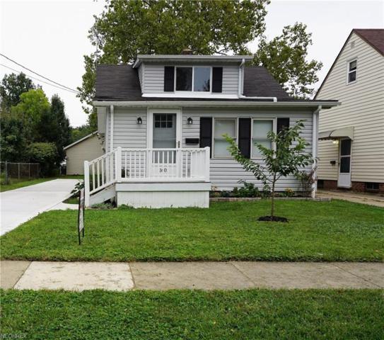 1601 Mapledale Rd, Wickliffe, OH 44092 (MLS #4041247) :: PERNUS & DRENIK Team