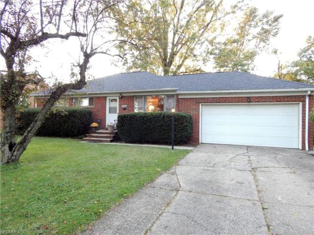 306 Richmond Rd, Richmond Heights, OH 44143 (MLS #4041472) :: The Crockett Team, Howard Hanna