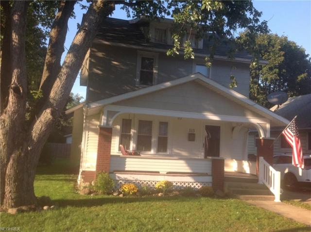 515 Lincoln Ave, Louisville, OH 44641 (MLS #4041639) :: The Crockett Team, Howard Hanna