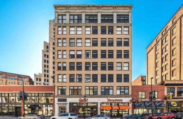 750 Prospect Ave E #805, Cleveland, OH 44115 (MLS #4042080) :: RE/MAX Trends Realty