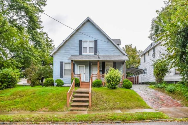 2445 14th St NE, Canton, OH 44705 (MLS #4042256) :: RE/MAX Edge Realty
