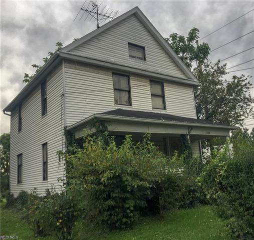 805 Fenton St, Niles, OH 44446 (MLS #4042281) :: RE/MAX Edge Realty