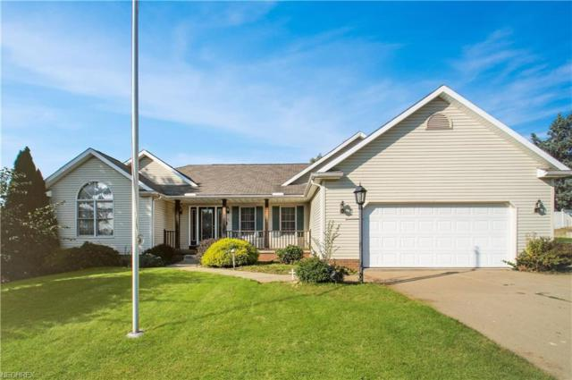 1221 Davis St SW, Canton, OH 44706 (MLS #4042329) :: RE/MAX Trends Realty