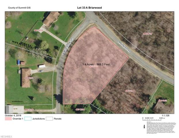 Lot 33-A Briarwood Rd, Richfield, OH 44286 (MLS #4042636) :: RE/MAX Trends Realty