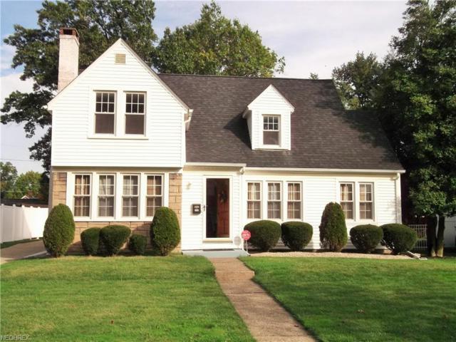 232 Genesee Ave NE, Warren, OH 44483 (MLS #4042704) :: RE/MAX Valley Real Estate
