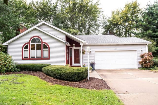 2127 Cricket Ln, Columbiana, OH 44408 (MLS #4042801) :: RE/MAX Valley Real Estate
