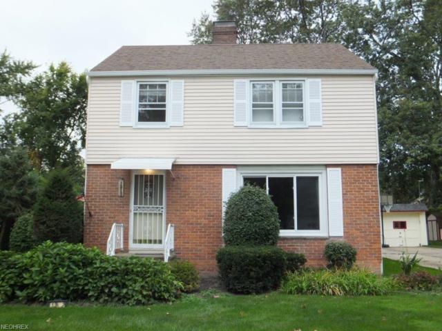 1312 Churchill Rd, Lyndhurst, OH 44124 (MLS #4042903) :: RE/MAX Trends Realty