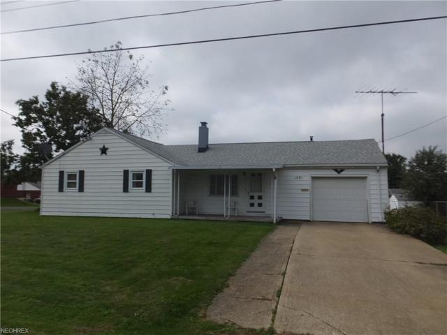 1835 Wertz Ave SW, Canton, OH 44706 (MLS #4043231) :: RE/MAX Edge Realty