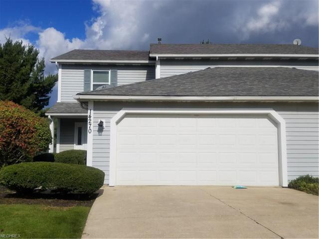 14270 Bent Tree Ct, Strongsville, OH 44136 (MLS #4043340) :: RE/MAX Edge Realty