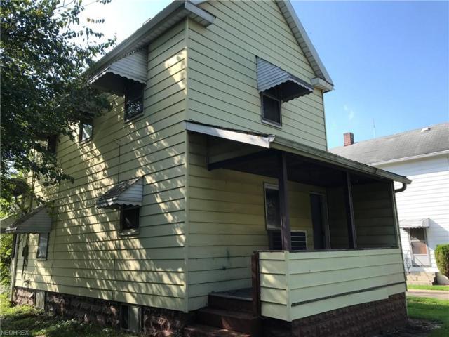 2513 Taft Ave, Youngstown, OH 44502 (MLS #4043438) :: PERNUS & DRENIK Team