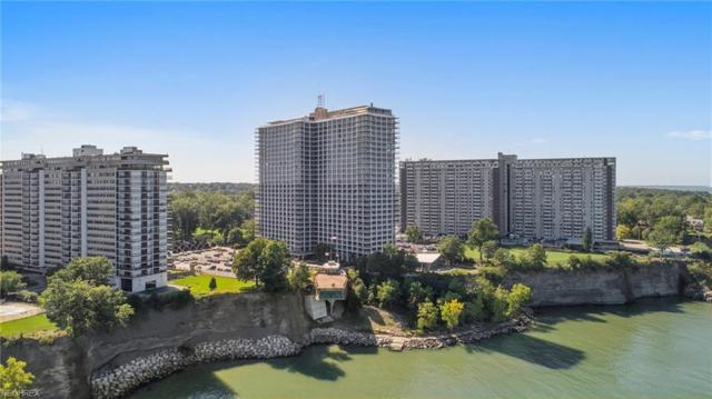 12700 Lake Ave #1701, Lakewood, OH 44107 (MLS #4043535) :: RE/MAX Trends Realty