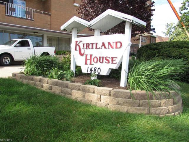 1480 Warren Rd #512, Lakewood, OH 44107 (MLS #4044052) :: RE/MAX Trends Realty