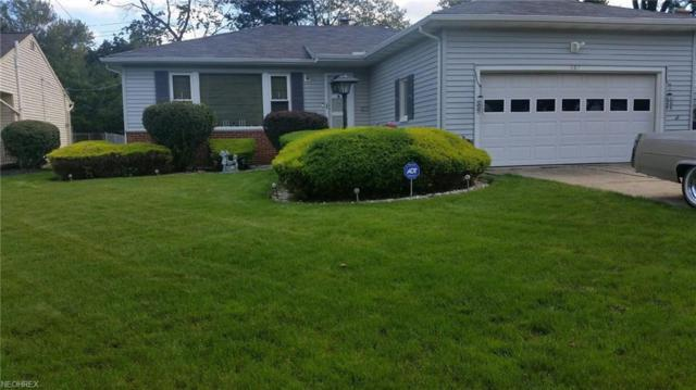 987 Hanley Rd, Lyndhurst, OH 44124 (MLS #4044117) :: RE/MAX Trends Realty