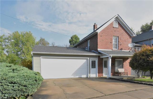 28 Spring St, Hubbard, OH 44425 (MLS #4044402) :: RE/MAX Edge Realty