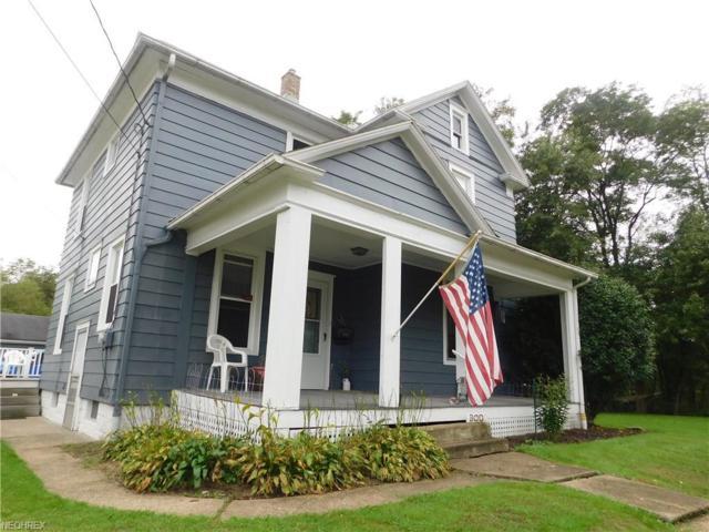 300 Cottage St, Louisville, OH 44641 (MLS #4044581) :: The Crockett Team, Howard Hanna