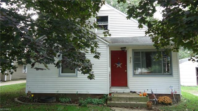 313 S Nickelplate St, Louisville, OH 44641 (MLS #4044644) :: PERNUS & DRENIK Team