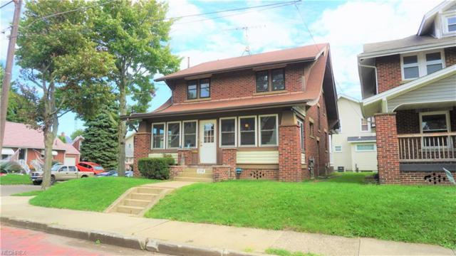 214 Roslyn Ave NW, Canton, OH 44708 (MLS #4044646) :: Keller Williams Chervenic Realty
