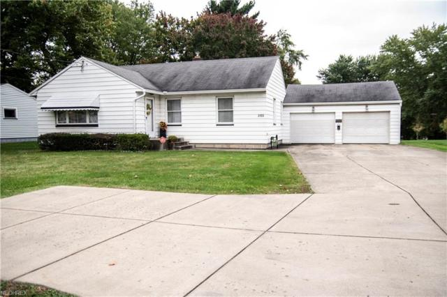 3123 S Meridian Rd, Youngstown, OH 44511 (MLS #4045009) :: RE/MAX Valley Real Estate