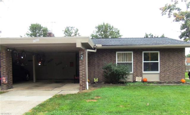 26590 Central Park Blvd #26590, Olmsted Falls, OH 44138 (MLS #4045076) :: RE/MAX Edge Realty