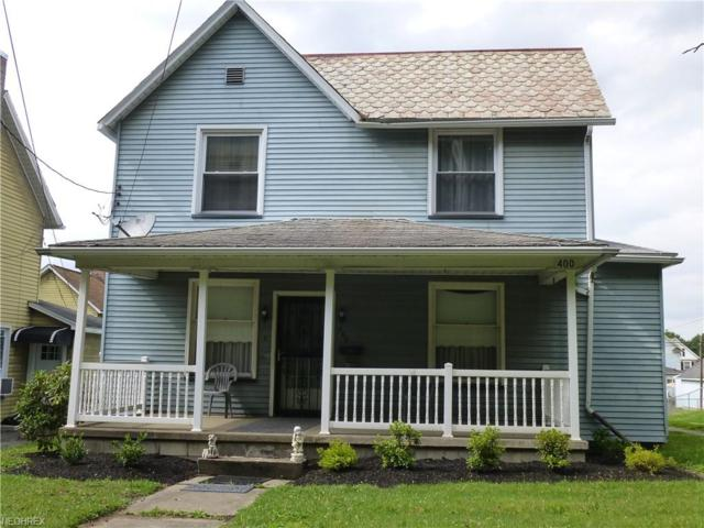 400 E Main, East Palestine, OH 44413 (MLS #4045228) :: The Crockett Team, Howard Hanna