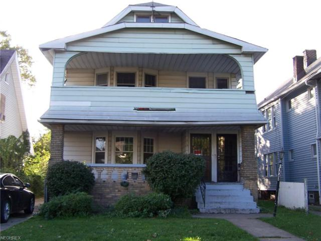 3378 E 135th St, Cleveland, OH 44120 (MLS #4045232) :: RE/MAX Edge Realty