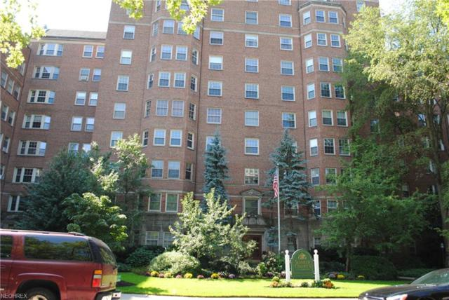 13710 Shaker Blvd #607, Cleveland, OH 44120 (MLS #4045477) :: RE/MAX Trends Realty