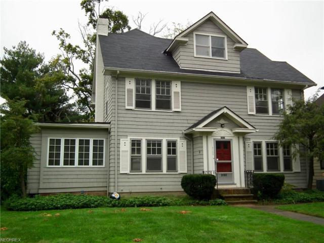 3182 Warrington Rd, Shaker Heights, OH 44120 (MLS #4045506) :: The Crockett Team, Howard Hanna
