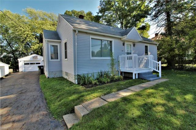 147 Woolf Ave, Akron, OH 44312 (MLS #4045867) :: RE/MAX Trends Realty