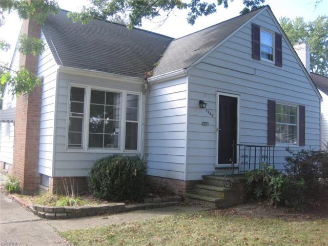 1300 Worton Blvd, Mayfield Heights, OH 44124 (MLS #4045979) :: The Crockett Team, Howard Hanna