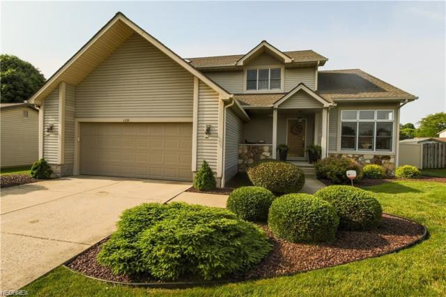 1339 Pheasant Ct, Boardman, OH 44512 (MLS #4046563) :: The Crockett Team, Howard Hanna