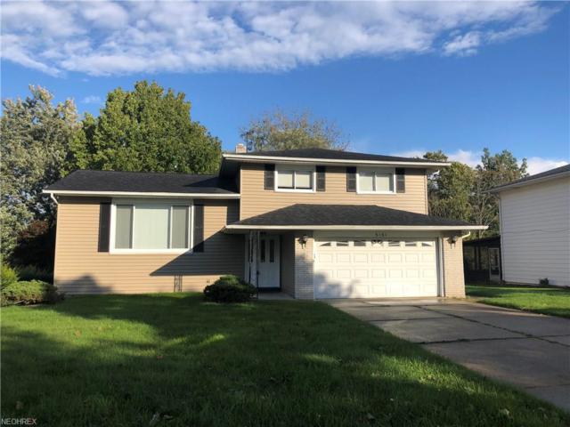 6161 Sunset Dr, Bedford Heights, OH 44146 (MLS #4047121) :: The Crockett Team, Howard Hanna