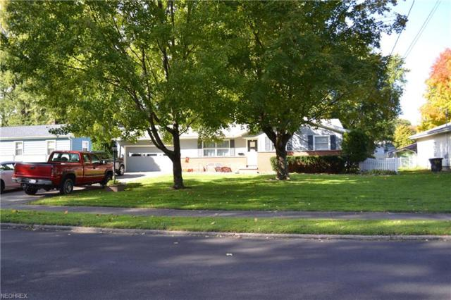 3844 Baymar Dr, Youngstown, OH 44511 (MLS #4047529) :: RE/MAX Valley Real Estate