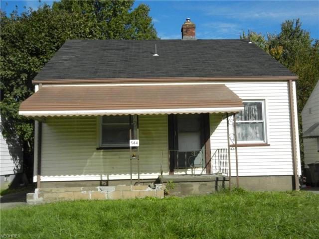 544 Miller St, Youngstown, OH 44502 (MLS #4047582) :: RE/MAX Valley Real Estate