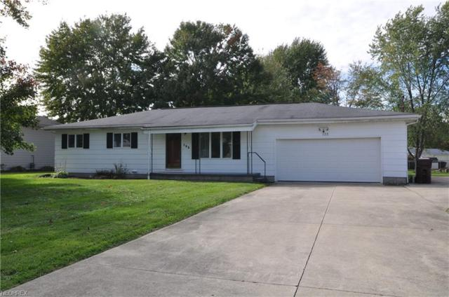 135 S Colonial, Cortland, OH 44410 (MLS #4048099) :: RE/MAX Valley Real Estate