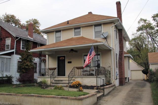 1513 Canadian Ave, Akron, OH 44306 (MLS #4048660) :: The Crockett Team, Howard Hanna