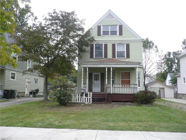 210 Harvard Ave, Elyria, OH 44035 (MLS #4048805) :: The Crockett Team, Howard Hanna