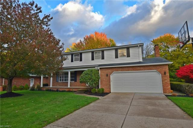 6743 Donna Rae Dr, Seven Hills, OH 44131 (MLS #4049418) :: The Crockett Team, Howard Hanna