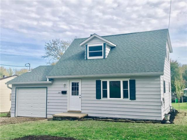 244 Ritter St, Rittman, OH 44270 (MLS #4049577) :: The Crockett Team, Howard Hanna