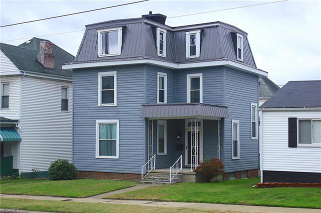 1035 Jefferson Ave, Moundsville, WV 26041 (MLS #4049641) :: The Crockett Team, Howard Hanna