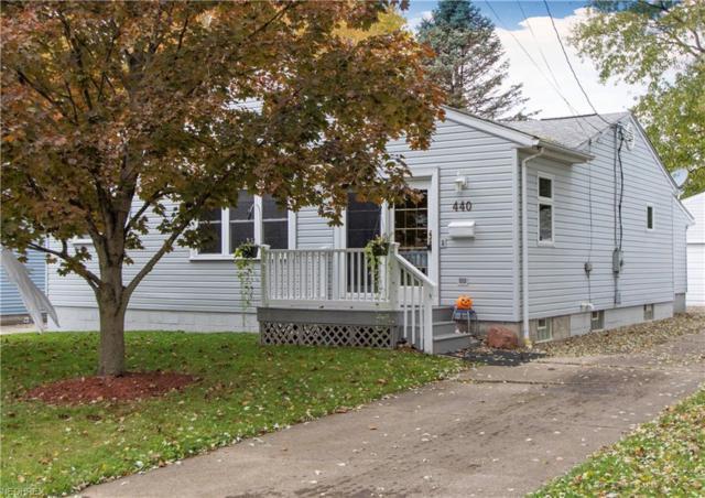 440 Elizabeth St, Hubbard, OH 44425 (MLS #4049779) :: RE/MAX Valley Real Estate