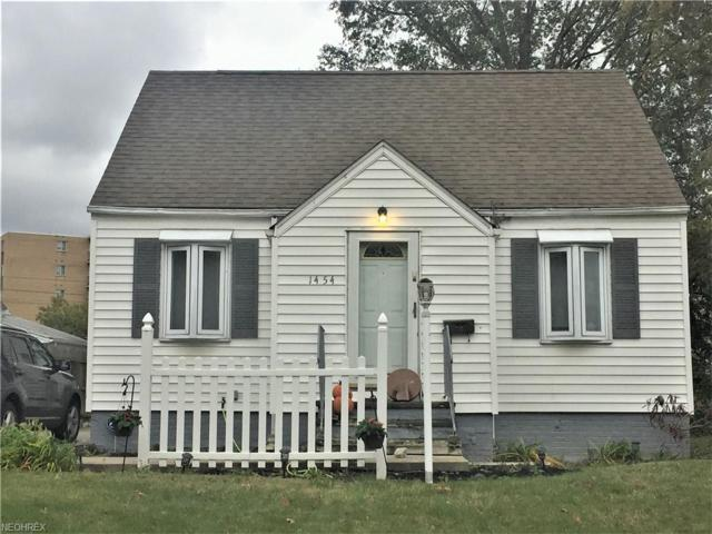 1454 E 195th St, Euclid, OH 44117 (MLS #4049824) :: RE/MAX Trends Realty