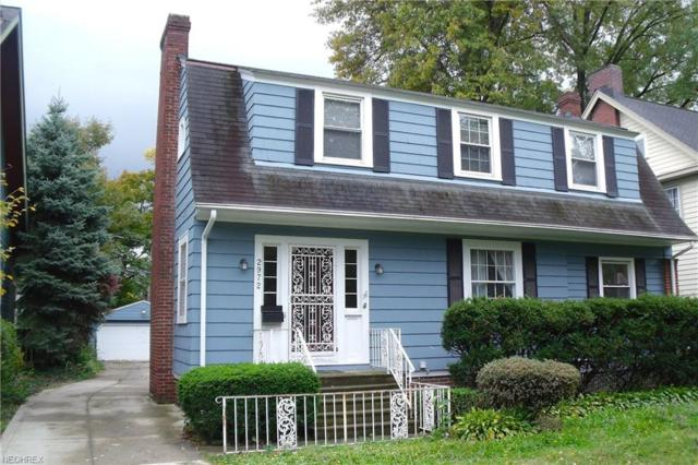 2972 Somerton Rd, Cleveland Heights, OH 44118 (MLS #4050041) :: The Crockett Team, Howard Hanna