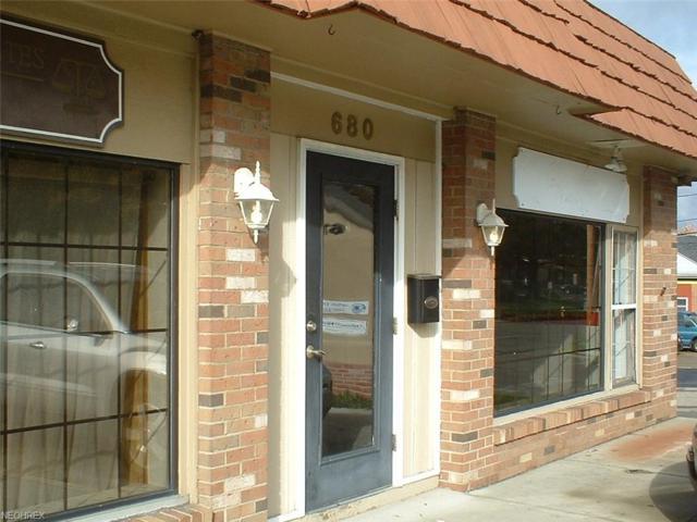 680 High St, Wadsworth, OH 44281 (MLS #4050836) :: Keller Williams Chervenic Realty