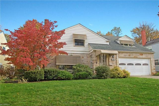 1481 Blackmore Rd, Cleveland Heights, OH 44118 (MLS #4050838) :: RE/MAX Trends Realty