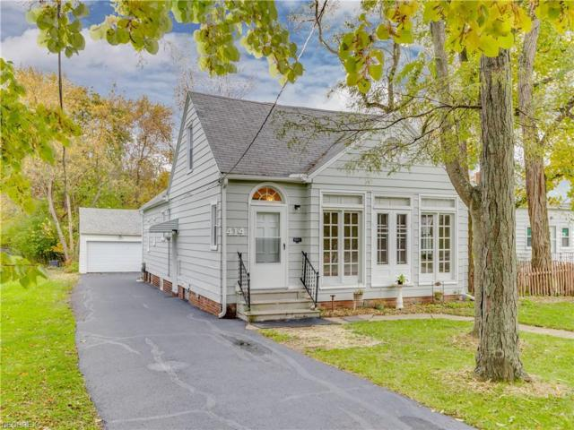 414 Columbus St, Bedford, OH 44146 (MLS #4050841) :: The Crockett Team, Howard Hanna