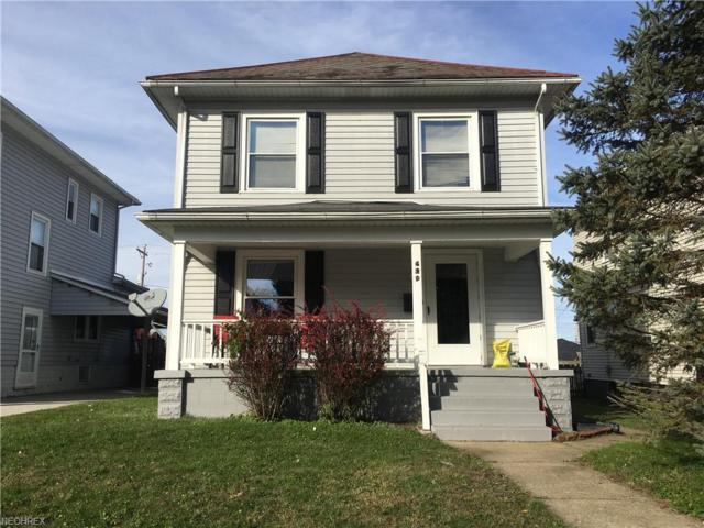 629 Saint Louis Ave, Zanesville, OH 43701 (MLS #4051039) :: The Crockett Team, Howard Hanna