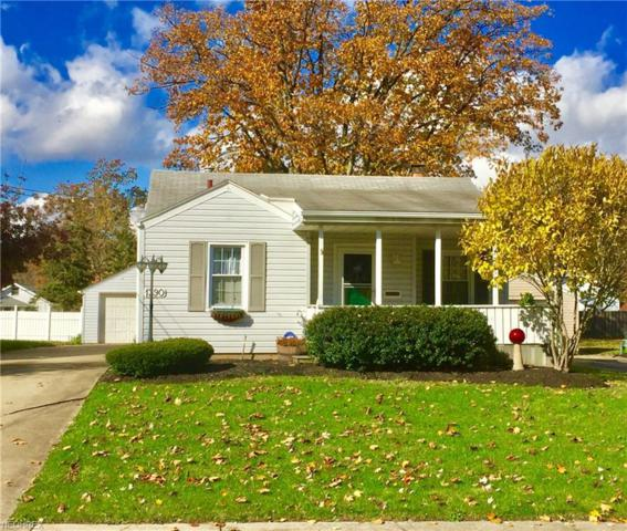 1390 Patchen Ave SE, Warren, OH 44484 (MLS #4051444) :: The Crockett Team, Howard Hanna